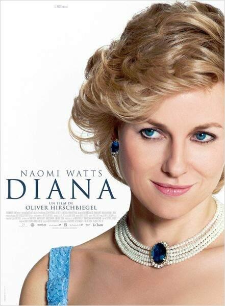 Diana, de Oliver Hirschbiegel en 2013