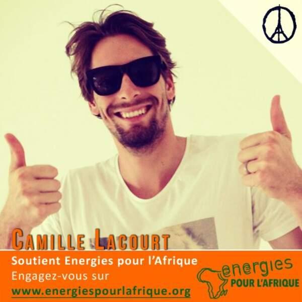 Camille Lacourt