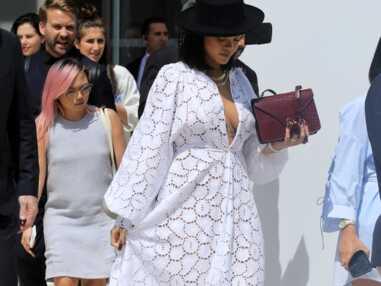 Tendances : Brigitte Macron, Rihanna...toutes fans de la robe blanche