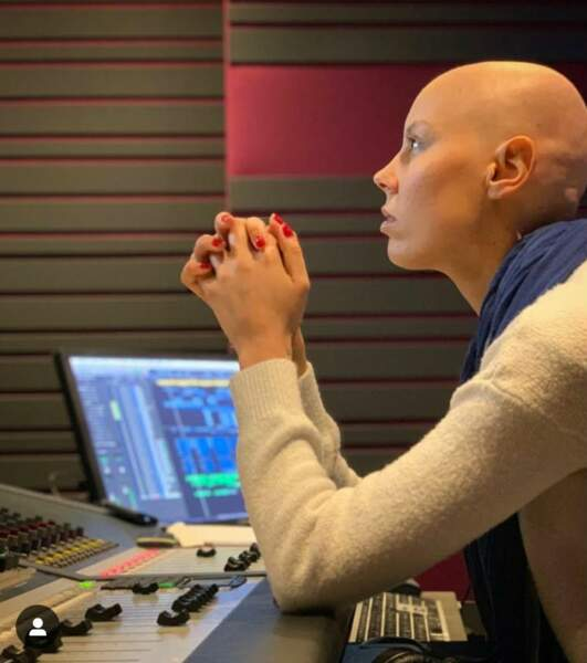 En février dernier, Fanny Leeb a confié être en chimiothérapie via son compte Instagram