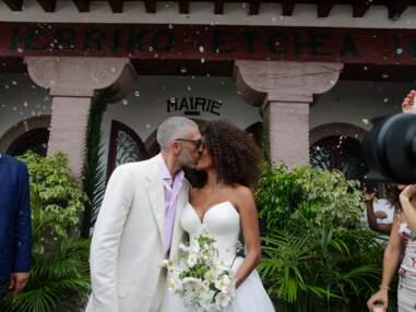 Vincent Cassel et Tina Kunakey, le mariage le plus glamour de l'été