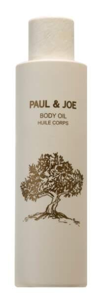 Huile Corps à l'huile d'olive, Paul & Joe, 37 €
