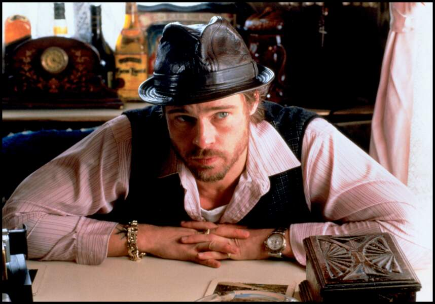 Brad Pitt dans Snatch (2000)