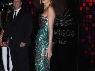Amal Clooney à la soirée d'Halloween de Cindy Crawford et Randy Gerber