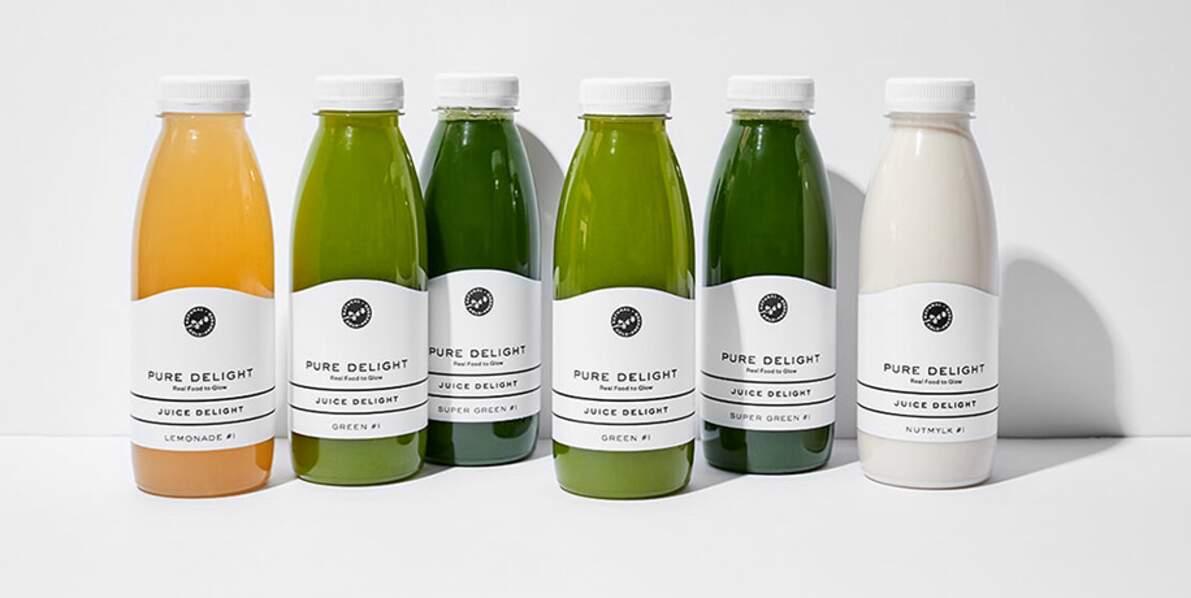 Cure Super Green Delight, Detox Delight