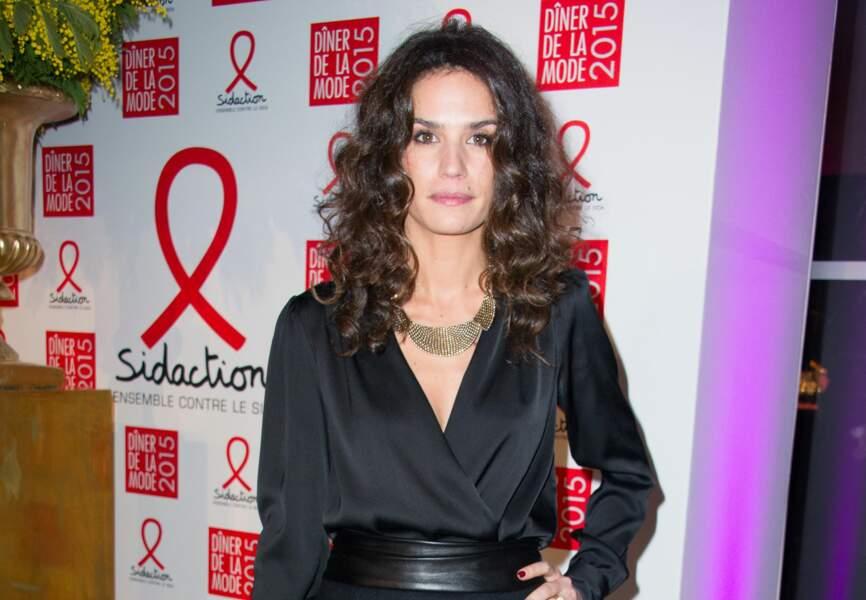 L'actrice Barbara Cabrita