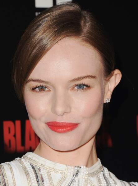 L'under liner orange comme Kate Bosworth