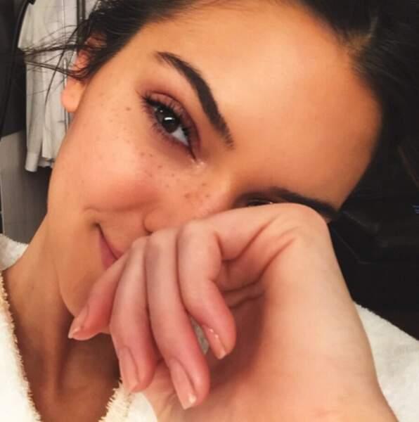 la top model Kendall Jenner