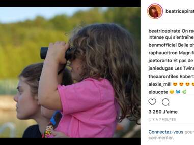 Cœur de pirate : moment complice avec sa fille Romy, son portrait craché