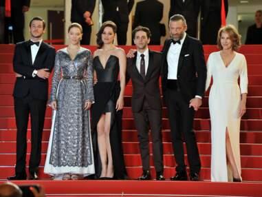 Cannes By Night - La montée des marches du 19 mai