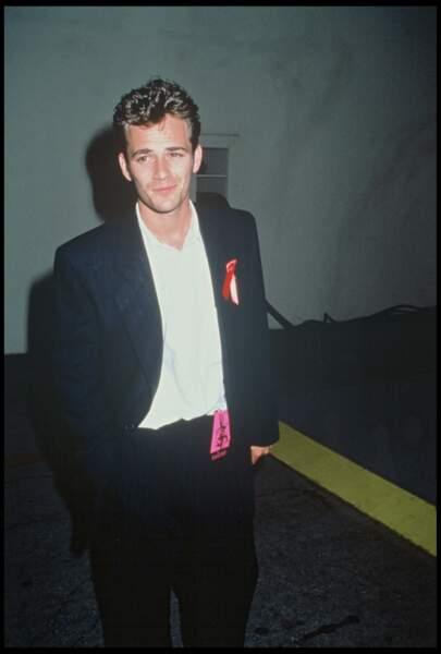 Luke Perry en 1992