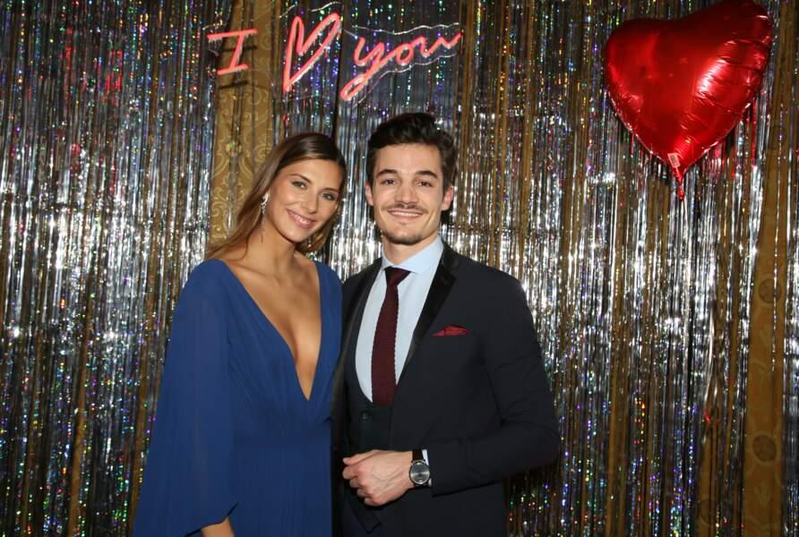 Première sortie officielle pour Camille Cerf et son nouveau petit-ami