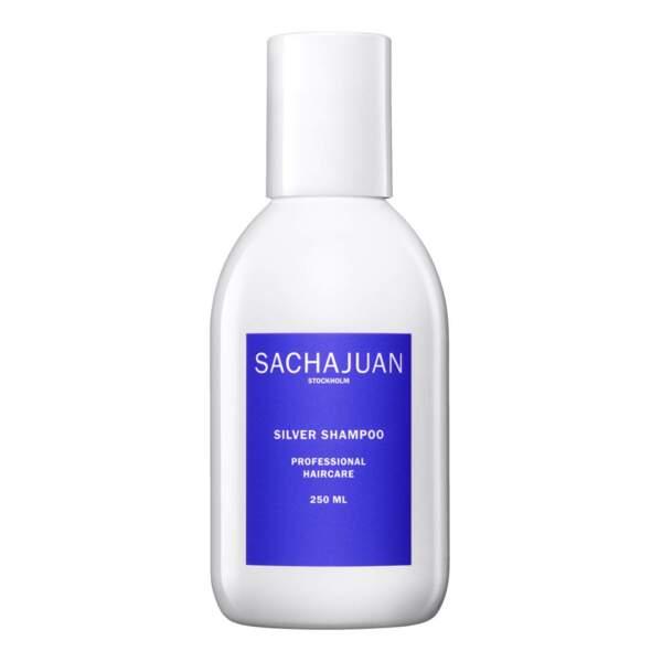 Pour déjeunir: Silver Shampoo, Sachajuan 21,00€