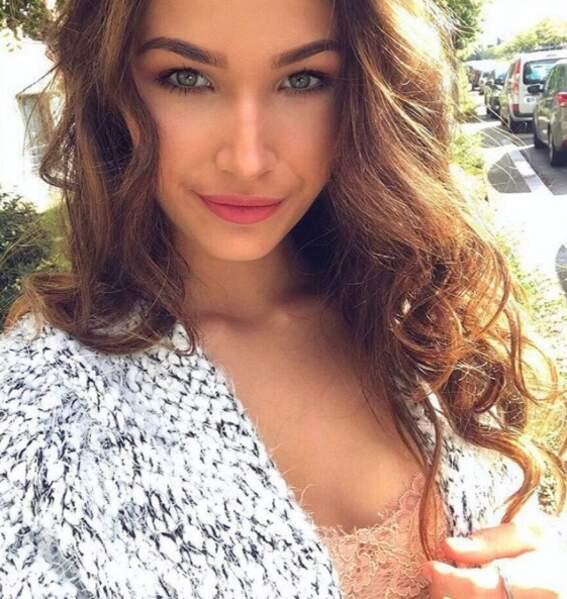 Paoulina Prylutska, Miss Picardie