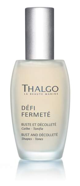 Défi fermeté Buste et Décolleté, Thalgo, 42 €