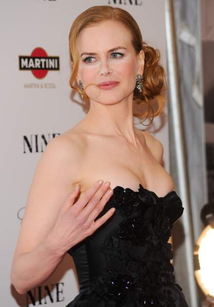 Nicole Kidman 'Nine' New York Premiere