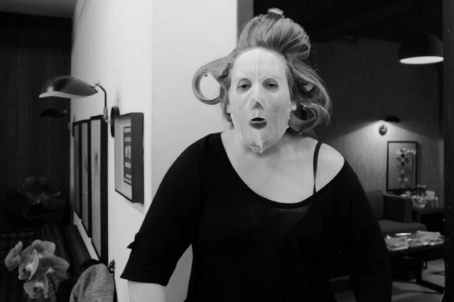 Adele fait moi peur !