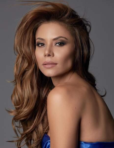 Carolina Duran, Miss Costa Rica