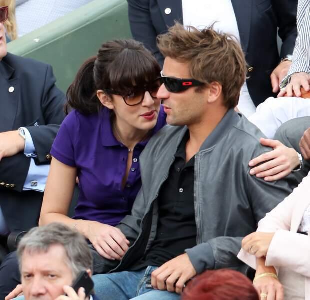 Nolwenn Leroy et son compagnon, l'ex-tennisman Arnaud Clément sont les parents d'un petit Marin, né le 13 juillet