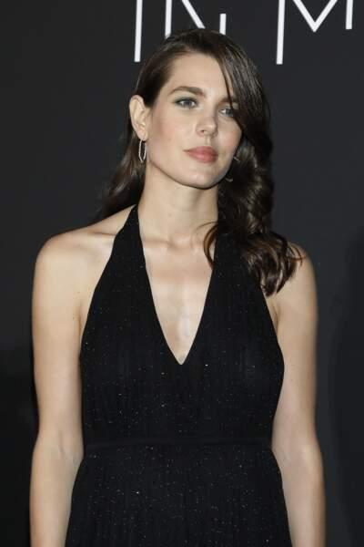 Charlotte Casiraghi lors  du 71e Festival International du Film de Cannes, le 13 mai 2018.