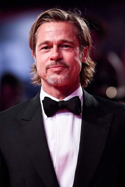 Brad Pitt au sommet de sa forme et de sa gloire à Venise