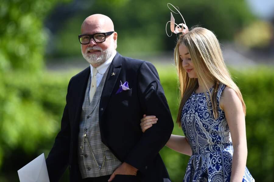 Gary Goldsmith, l'oncle cocaïnomane des soeurs Middleton, n'est plus apparu, depuis le mariage de Pippa.