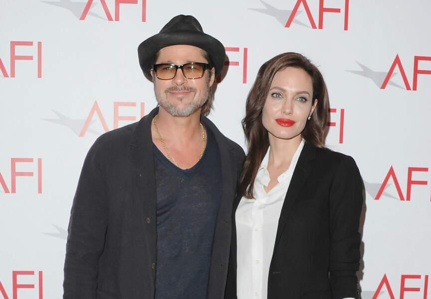 Angelina Jolie et Brad Pitt amour toujours