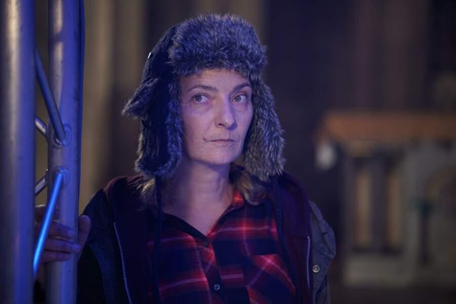 Corinne Masiero, interprète du Capitaine Marleau, la série de France 3 qui bat tous les records d'audience