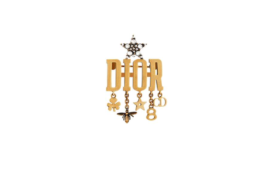 Broche DIO(R)EVOLUTION, 270 €, Dior.