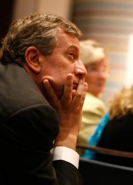 Richard Attias l'a ensuite quittée pour Cecilia Sarkozy.