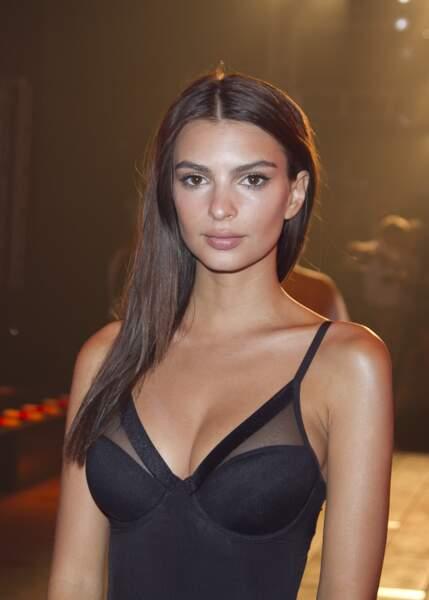 la très sexy Emily Ratajkowski