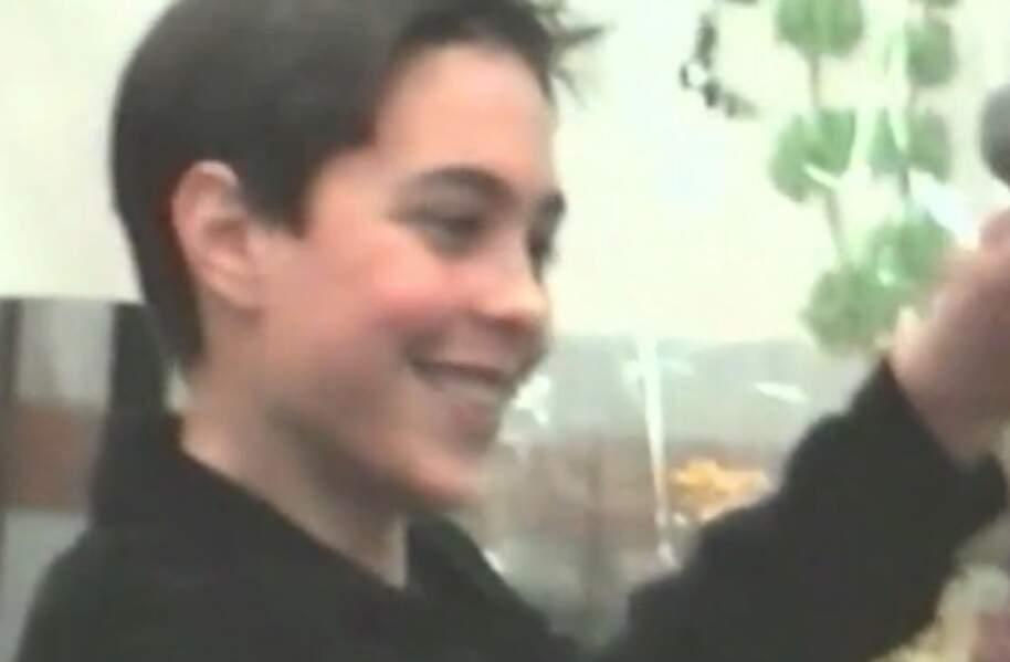 Grégory Lemarchal, 10 après retour en images sur l'album photo du jeune chanteur