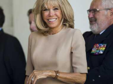 PHOTOS - Toutes les tenues de Brigitte Macron lors du sommet du G7