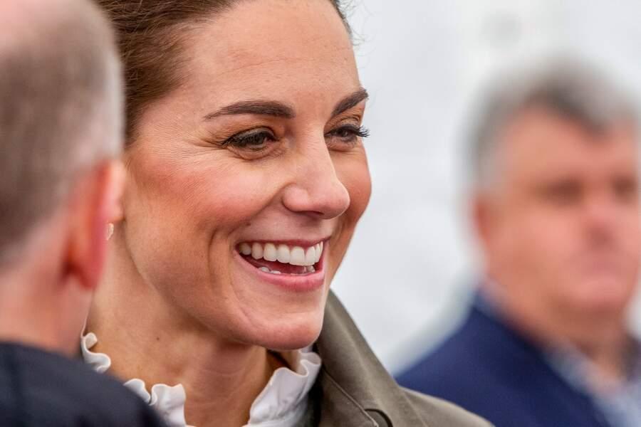 Kate Middleton semblait dans son élément à Cumbria le 11 juin 2019.