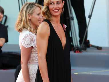 Ludivine Sagnier et Cécile de France, duo de blondes à Venise