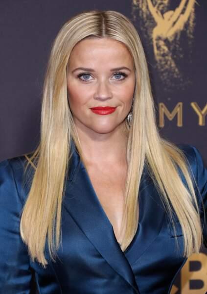 Reese Witherspoon et ses longueurs blond bébé parfaites