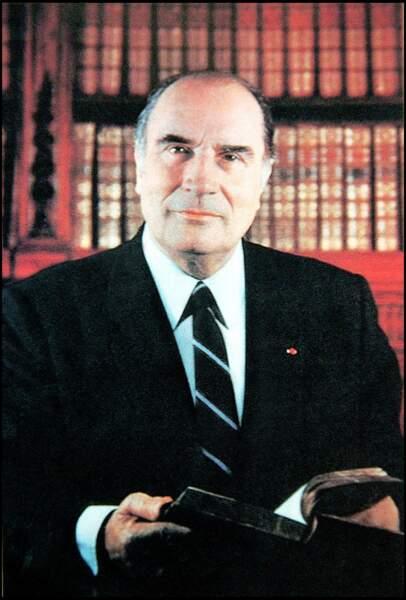François Mitterrand, 1981...