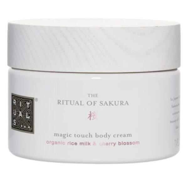 The Rituals of Sakura Body Cream (220 ml 17,50 €) de Rituals