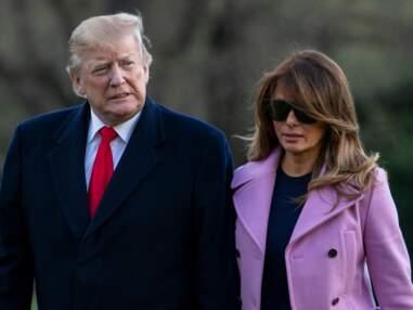 Melania Trump en week-end avec ses parents et son fils : la famille Trump joue l'union sacrée