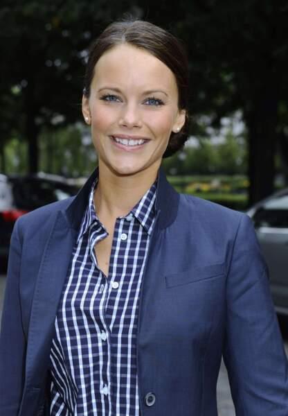 Souriante, Sofia Hellqvist