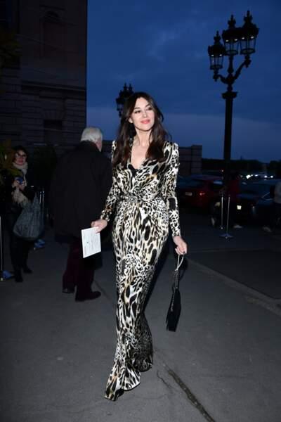 Difficile de croire que l'actrice italienne fêtera cette années ses 55 ans !
