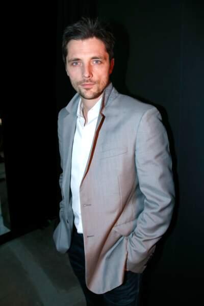 Raphael Personaz lors de la soirée Yves Saint Laurent