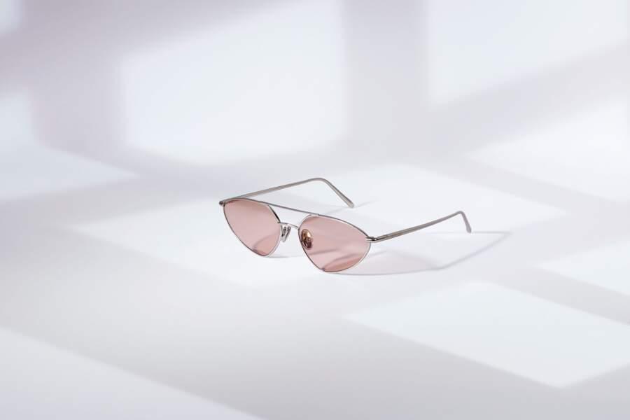 Lunettes de soleil, 335 €, Sportmax Eyewear.