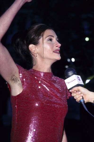 """Julia Roberts faisait figure de pionnière au temps de """"Coup de foudre à Notting Hill"""""""