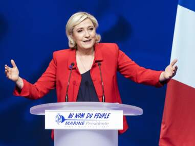 Le changement de look de Marine Le Pen