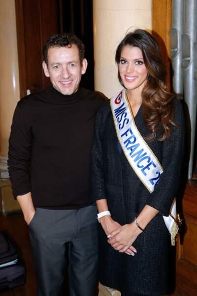 En 2015, rencontrer Dany Boon était l'un des voeux les plus chers de Miss France