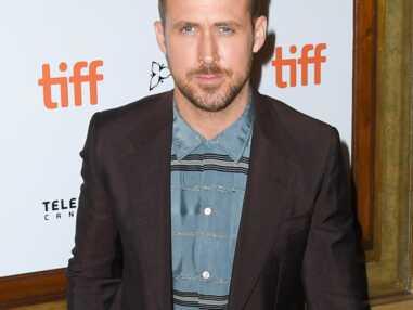 """Ryan Gosling, élégant et stylé à la première de """"First Man"""" au Toronto International Film Festival 2018"""
