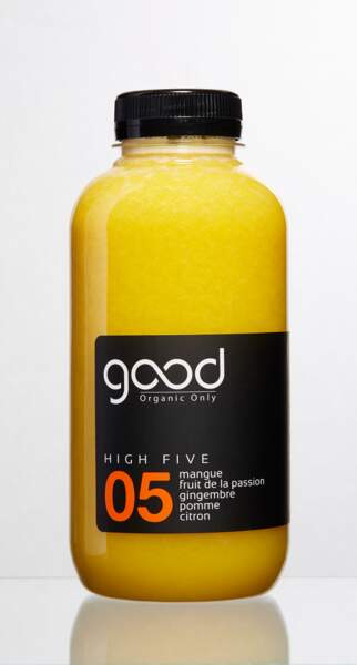 Jus 5 High Five de de Good Organic Only