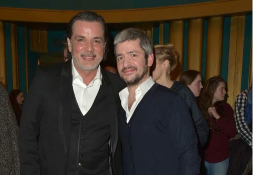 Christophe Barratier et Grégoire