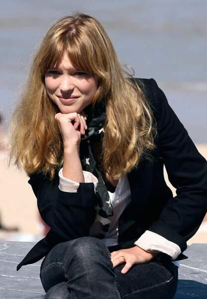 Léa Seydoux a 23 ans en 2008